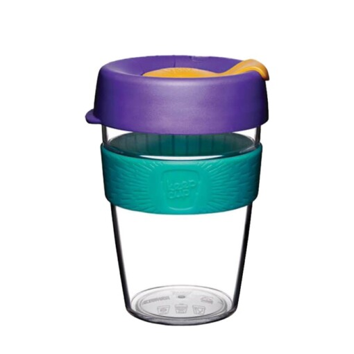 KeepCup Clear Medium Reef
