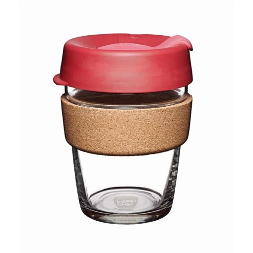keepcup kurk 12oz rood thermal