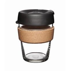 keepcup kurk 12oz zwart espresso