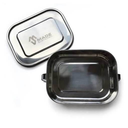 made sustained large leakproof lunchbox lekvrije bewaardoos