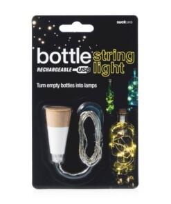bottle light string lichtsnoer fles