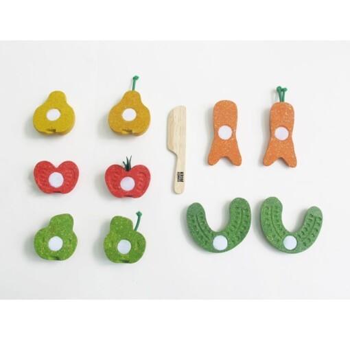 kromkommer speelgoed set