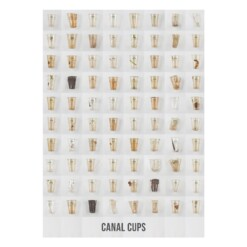 canal cups poster