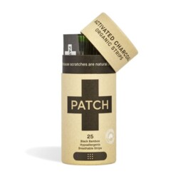 patch pleisters actieve kool