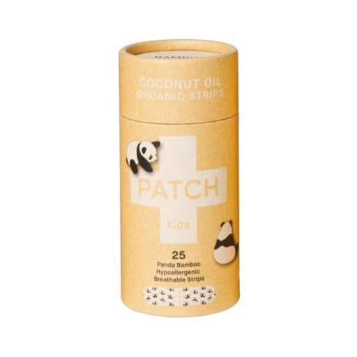 patch pleisters coconut oil