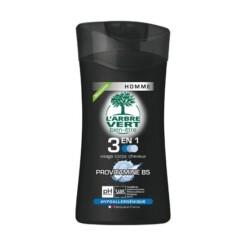 arbrevert eco shampoo douche men