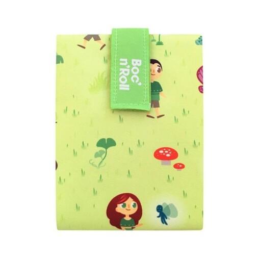 bocnroll kids wrap forest