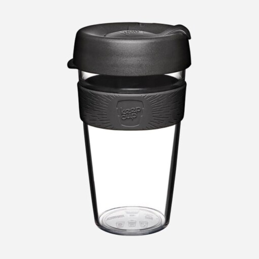 keepcup clear large origin black