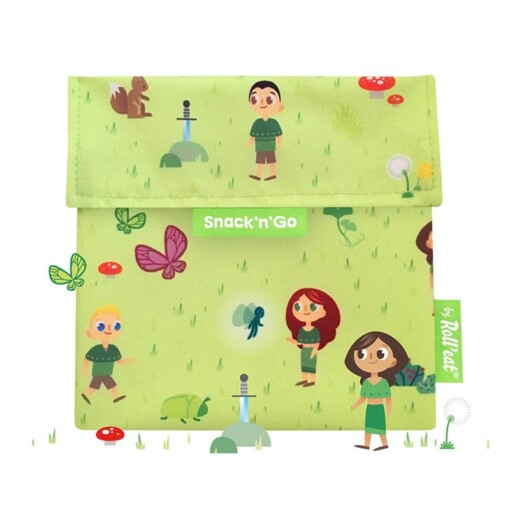 snack'n'go kids forest snackzakje