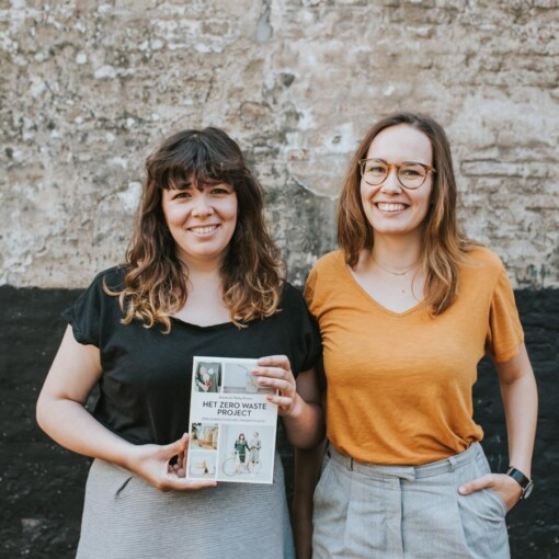 Jessie & Nicky Kroon Zero Waste boek
