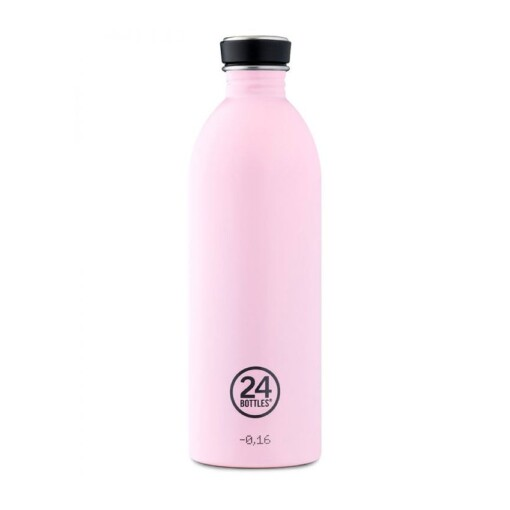 24bottles 1000ml candy pink roze waterfles