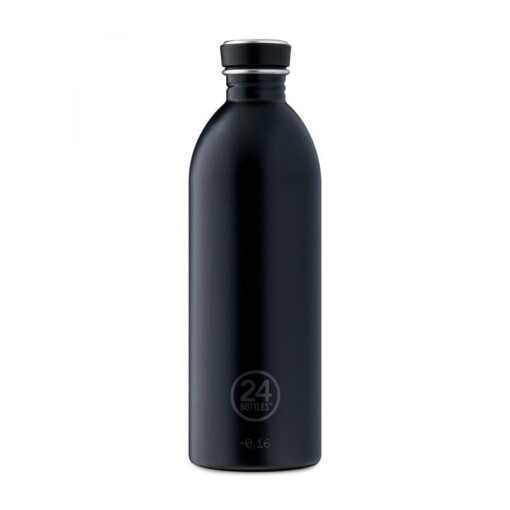 24bottles 1000ml zwart