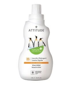 attitude wasmiddel citrus
