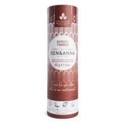 ben & anna deodorant nordic timber