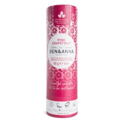 ben & anna deodorant pink grapefruit