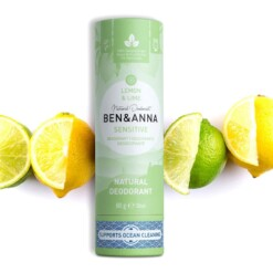 ben & anna sensitive deodorant lemon