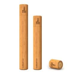 bamboe tandenborstelkoker humble brush