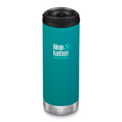klean kanteen tkwide 16oz emerald bay