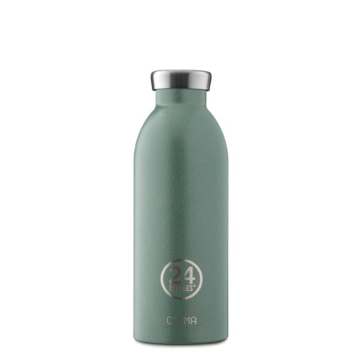 24 Bottles Thermosfles moss green 500ml