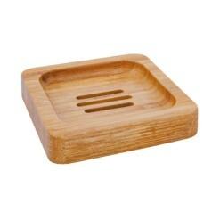bamboe zeepschaal
