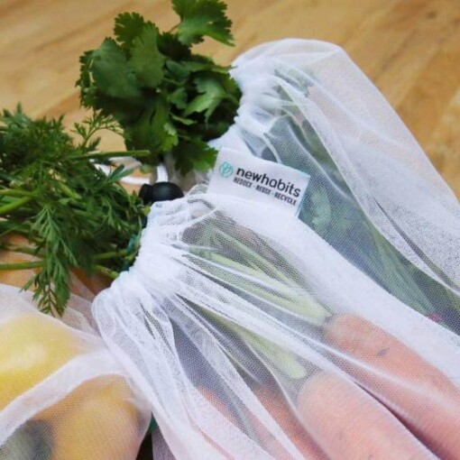 newhabits reusable produce bags