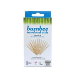 bamboe tandenstokers humble brush