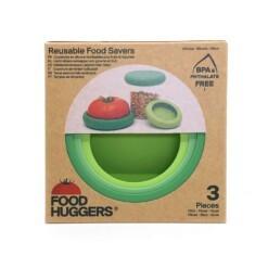 soft green food huggers