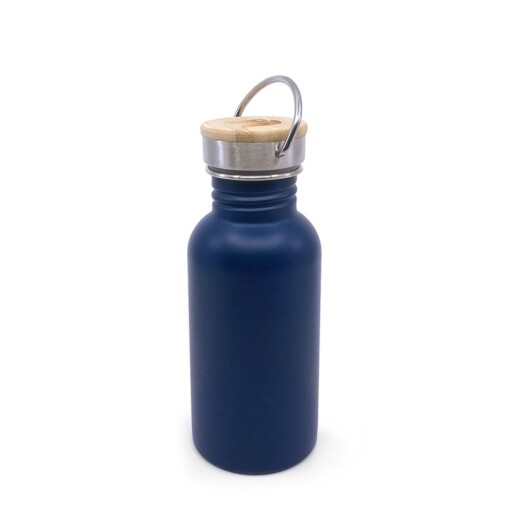 retulp urban bottle 500ml blauw