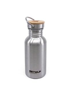 retulp urban bottle 500ml rvs