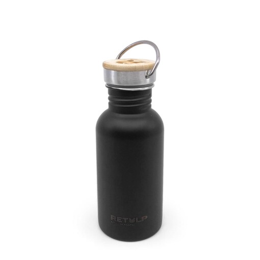 retulp urban bottle 500ml zwart