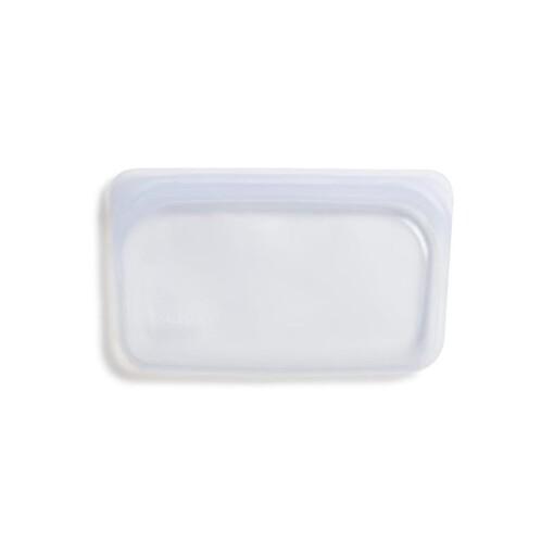 stasher snackbag clear