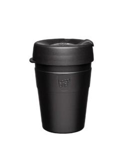 keepcup thermal black medium