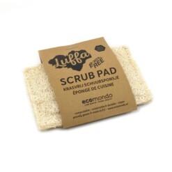 luffa sponsje / scrub pad