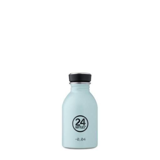 24 bottles cloud blue 250ml
