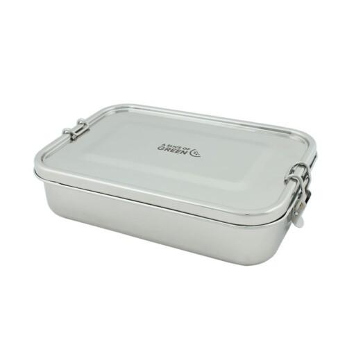 duurzame rvs lunchbox