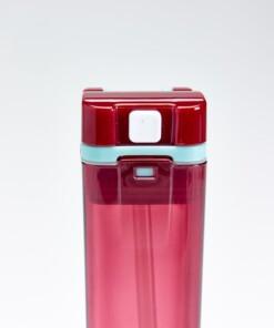 drink in de box herbruikbaar drinkpakje knop