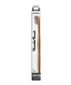 humble brush-charcoal infused tandenborstel