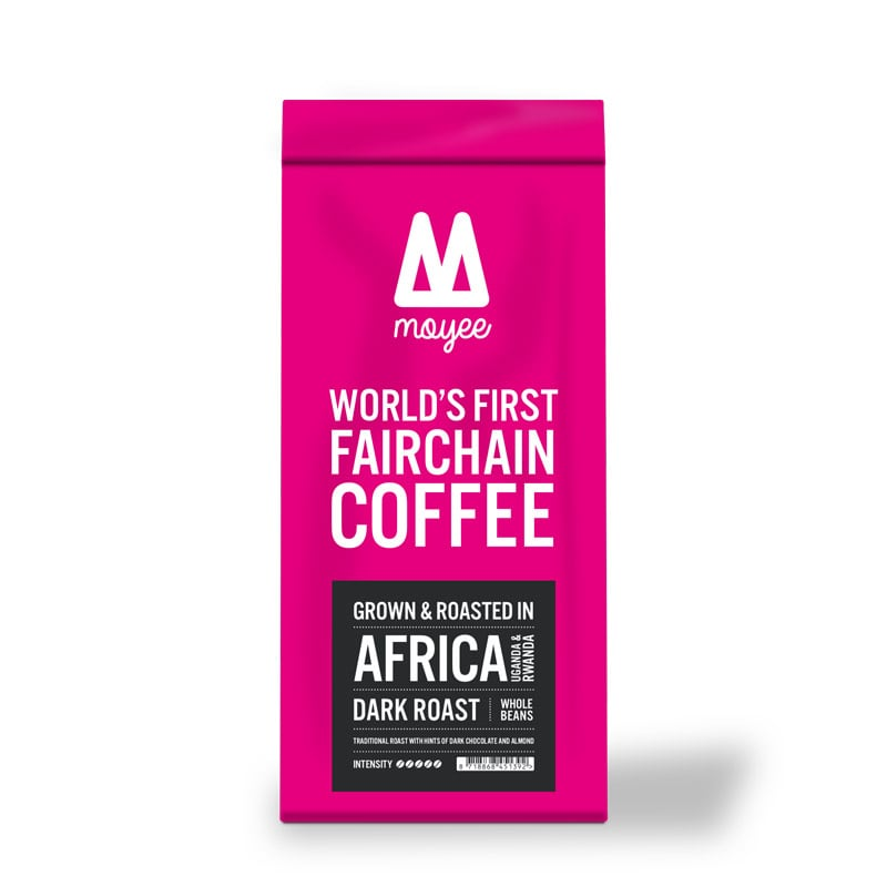 moyee coffee africa dark roast