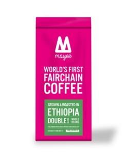 moyee coffee ethiopia double blend