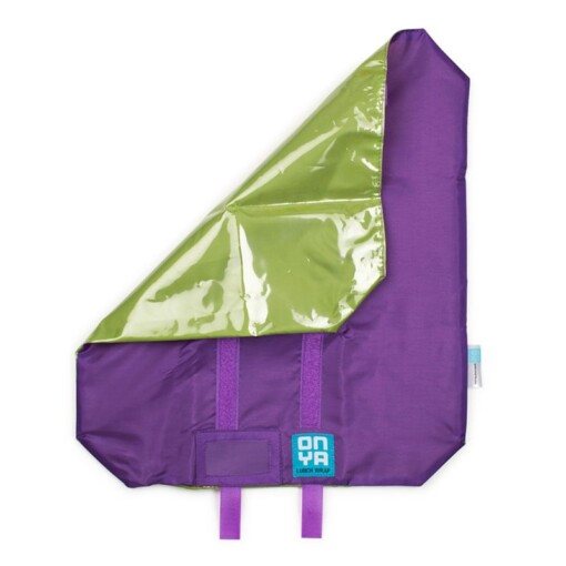 onya food wrap purple
