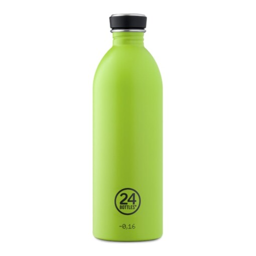 24Bottles Urban 1000 ml Lime Green