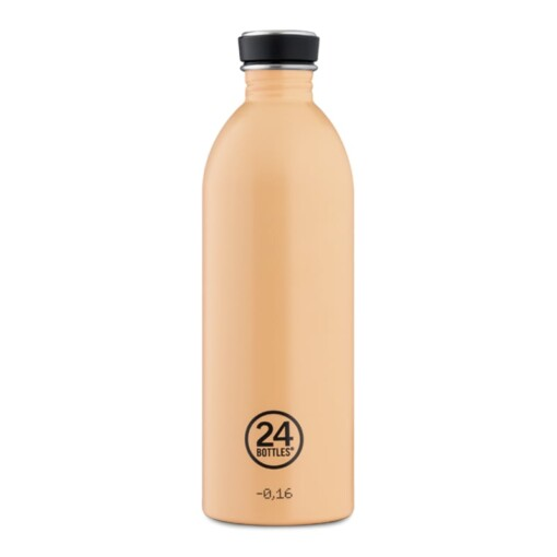 24Bottles Urban 1000 ml peach orange