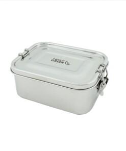 a slice of green lekvrije rvs lunchbox - big
