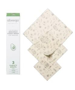 abeego food wrap variety wraps