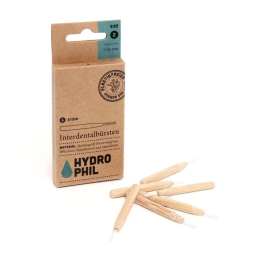bamboe ragertjes hydrophil maat 2