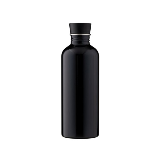Mama Wata Waterfles Zwart Black