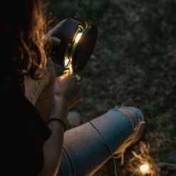 solar campinglamp