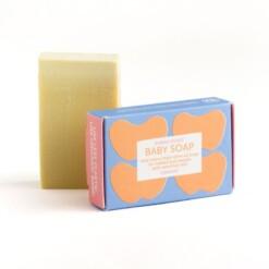 natuurlijke baby zeep