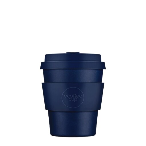 ecoffee cup small solid dark energy