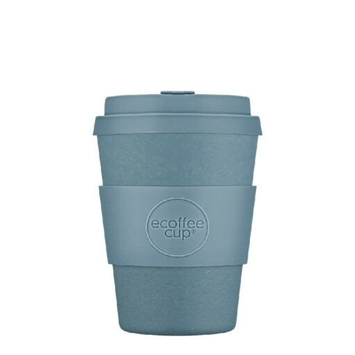 ecoffee solid 12oz / 340ml grey goo